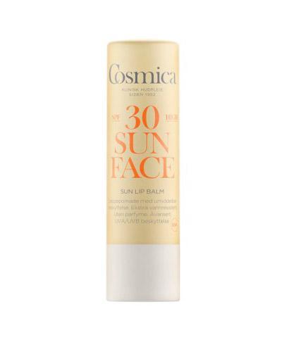 Cosmica Face leppepomade solstift SPF30 5g