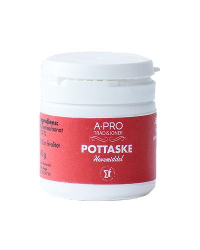 Kaliumkarbonat pulver (pottaske) 40g