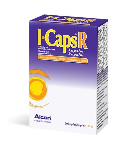 ICaps R kapsler 30stk