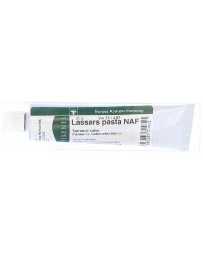 Lassars pasta NAF 25g