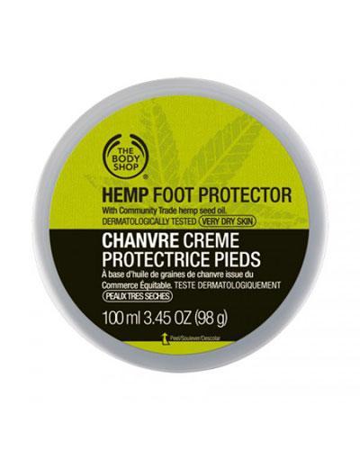 The Body Shop Hemp foot protector fotkrem 100ml