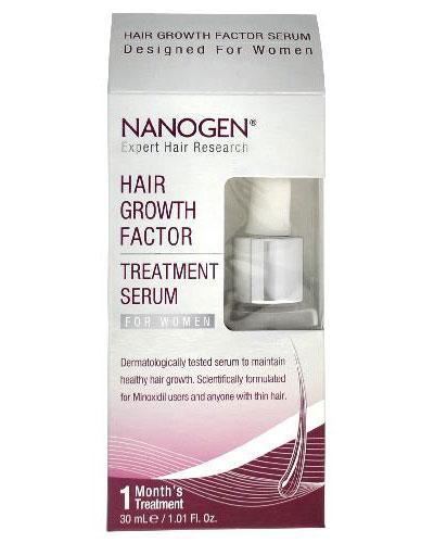 Nanogen Hair Growth hårserum for kvinner 30ml