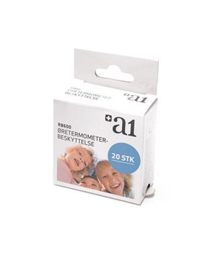 a1 beskyttelseshetter til øretermometer 20stk