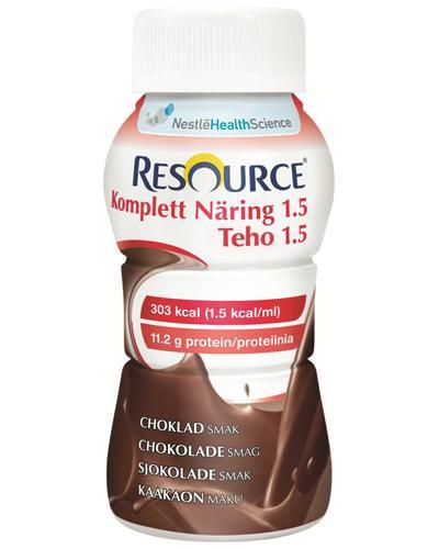 Resource Komplett Næring 1.5 sjokolade 4x200ml