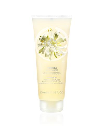 The Body Shop Moringa sorbet kroppskrem 200ml