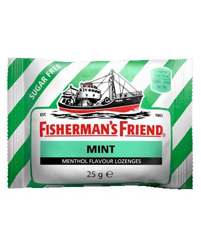 Fisherman's Friend Mint pastiller sukkerfri 25g