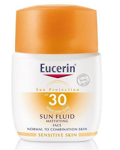 Eucerin Sun solkrem ansikt SPF30 50ml