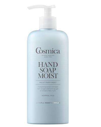 Cosmica håndsåpe moist med parfyme 300ml