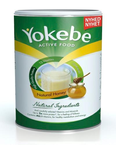 Yokebe Classic måltidserstatning pulver 500g