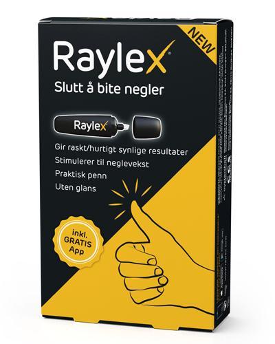 Raylex penn slutt å bite negler 1stk