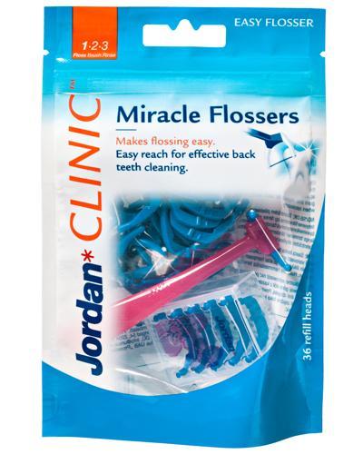 Jordan tanntråd miracle flossers 36stk