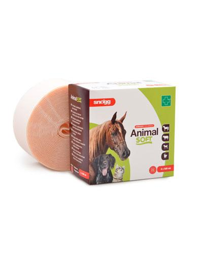 Snøgg Animal Soft Band 6cm x 5m 1STK