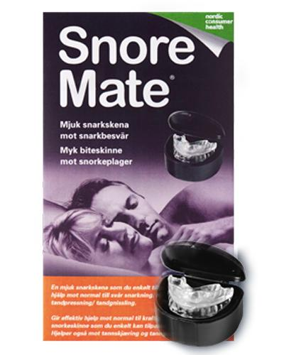 Snore Mate biteskinne mot snorking 1stk