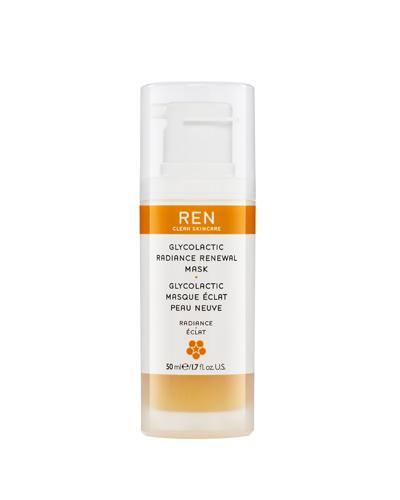 REN Glycolactic radiance renewal ansiktsmaske 50ml