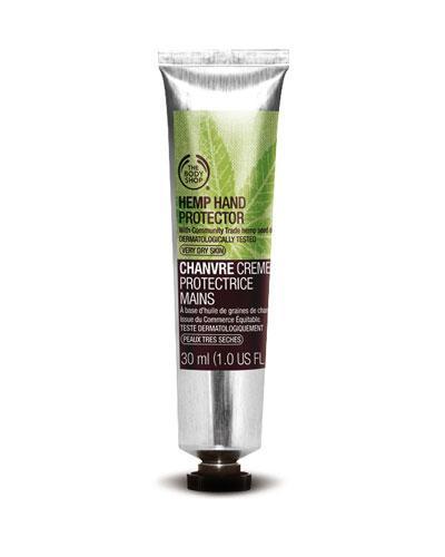 The Body Shop Hemp hand protector håndkrem 30ml