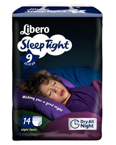 Libero Sleep Tight 9 bleier 22-37kg 14stk