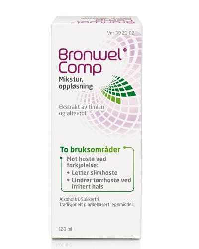 Bronwel Comp mikstur 120ml