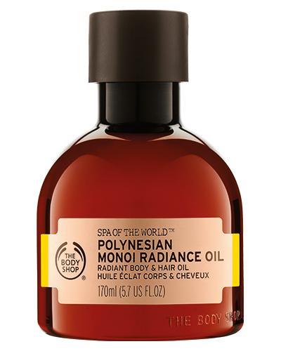 The Body Shop Spa Polynesian monoi olje kropp/hår 170ml