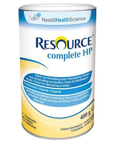 Resource Complete HP vaniljesmak 400g