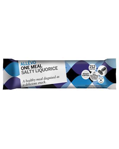 Allévo One Meal bar salt lakris 57g
