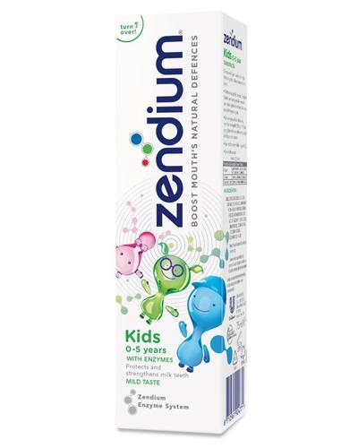 Zendium Første Tann tannkrem 75ml