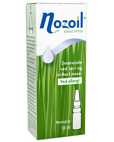 Nozoil eukalyptus nesespray 10ml