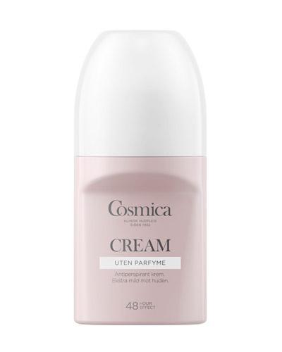 Cosmica deo original cream uten parfyme 50ml