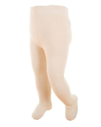 WE strømpebukse ull hvit str 3-4år 1stk