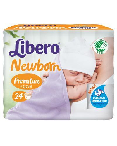Libero Newborn Premature bleier 24stk