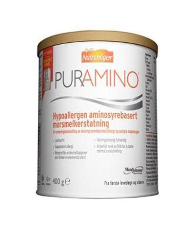 Nutramigen Puramino hypoallergen spesialnæring 400g