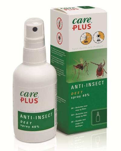 Care Plus myggspray 40% DEET 60ml