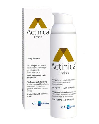 Actinica Lotion solbeskyttelse 80g