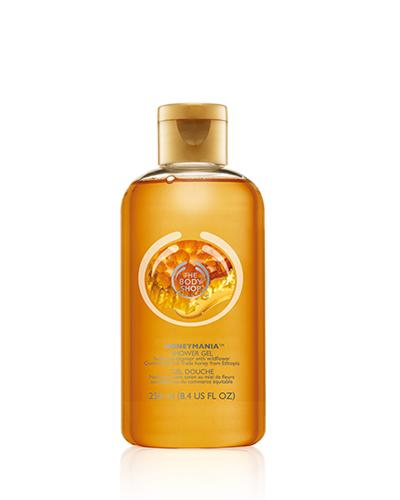 The Body Shop Honeymania dusjgel 250ml