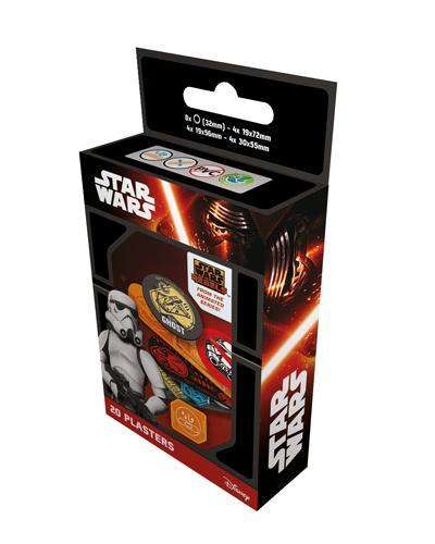 Star Wars Rebels plaster 20stk