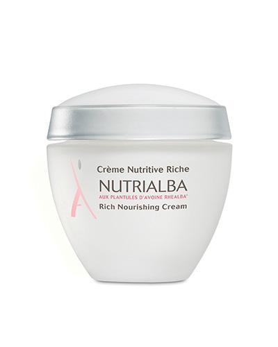 A-Derma Nutrialba ansiktskrem rich meget tørr hud 50ml