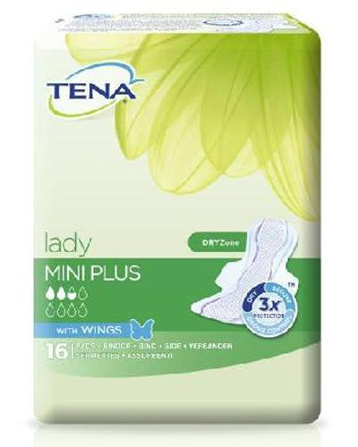 Tena Lady mini plus wings 16stk