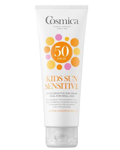 Cosmica Kids sensitive solkrem SPF50 125ml