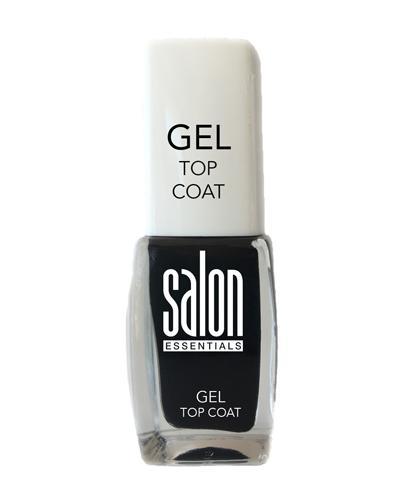 Salon Essentials neglelakk gel top coat 9ml