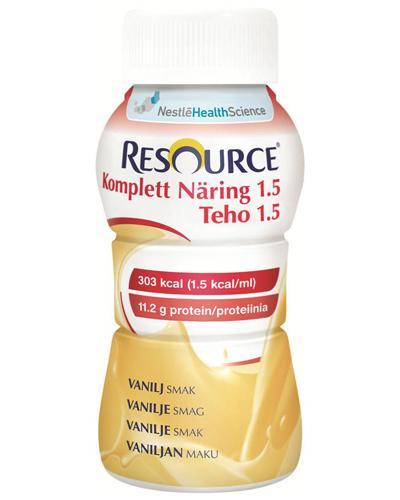 Resource Komplett Næring 1.5 vanilje 4x200ml