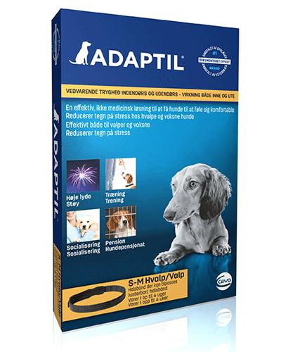 Adaptil halsbånd til hund 45cm 1stk