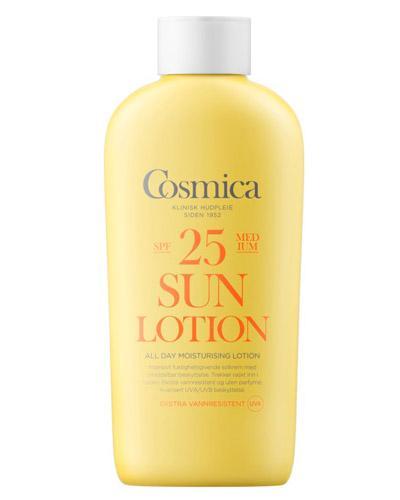 Cosmica moisturising sollotion SPF25 familie 300ml