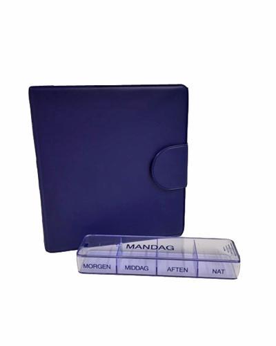 Medimax no1delux 7+1 doseringseske 1stk