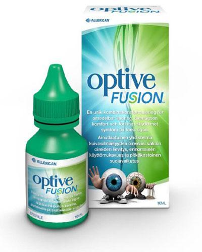 Optive Fusion øyedråper 10ml