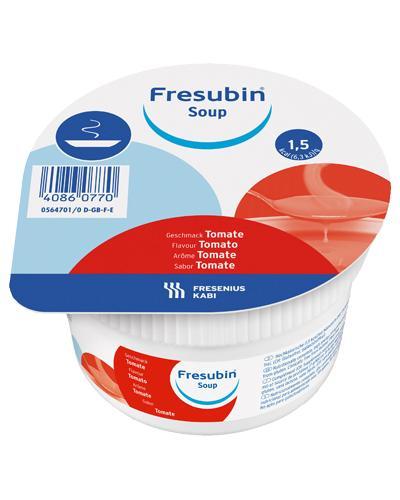 Fresubin Soup næringstilskudd tomat 4x200ml