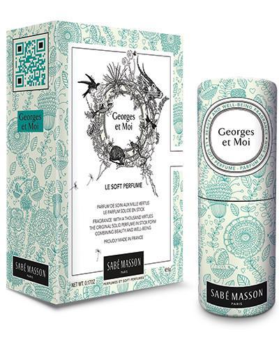 Sabé Masson parfymestift Georges et Moi 5g