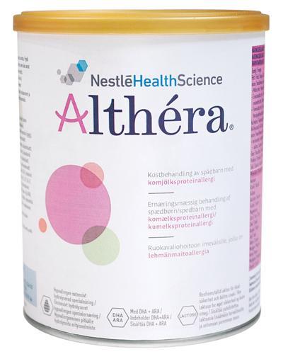 Althera spedbarnsernæring 450g