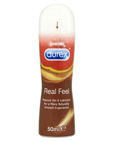 Durex Real Feel glidemiddel 50ml