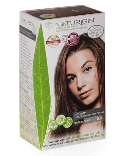 Naturigin hårfarge 5.3 blond dark 1stk