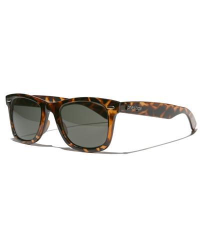 Prestige solbrille wayfarer med dyreprint 1stk