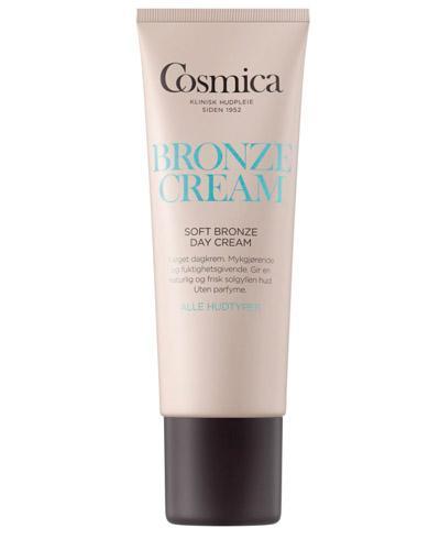 Cosmica Face soft bronze farget dagkrem 50ml